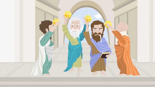金融是圣城古雅典陨落的罪魁祸首?