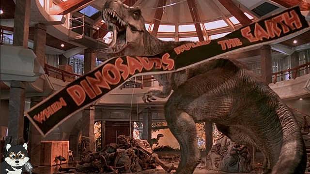 一个视频带你看完侏罗纪全系列!