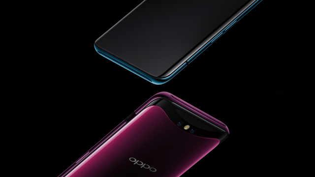 OPPO Find X发布,最高售价1.3万元