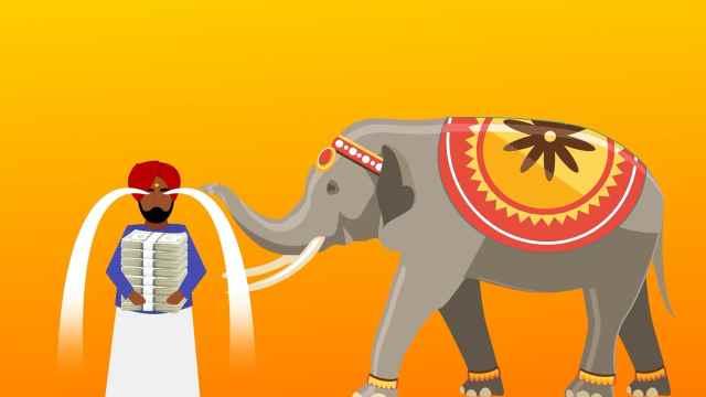 速览让印度25万家私企倒闭的废钞令