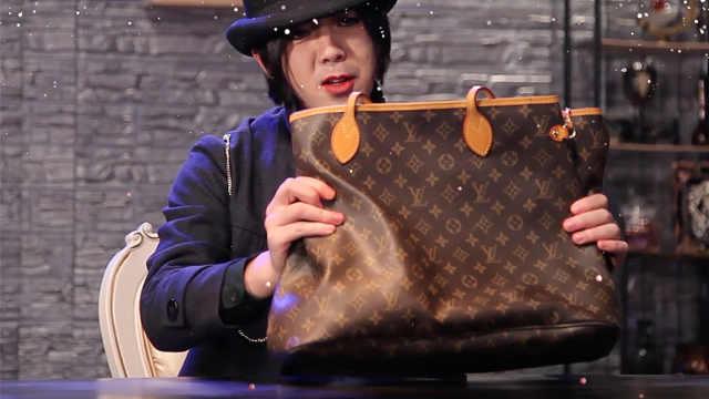 剪开奢侈品包包是什么体验?