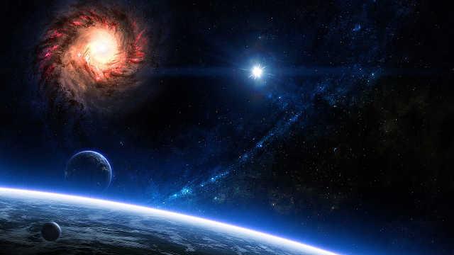 超乎人类想象的宇宙高维空间