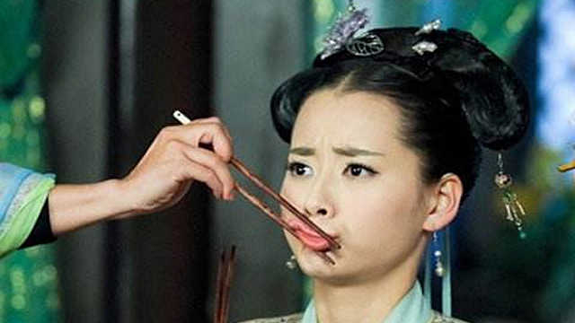 100秒看古代筷子的特殊用法!