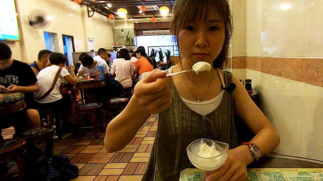 广州最后的传统冰室:一杯雪糕15元