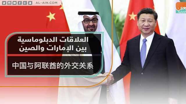 中国与阿联酋的外交关系
