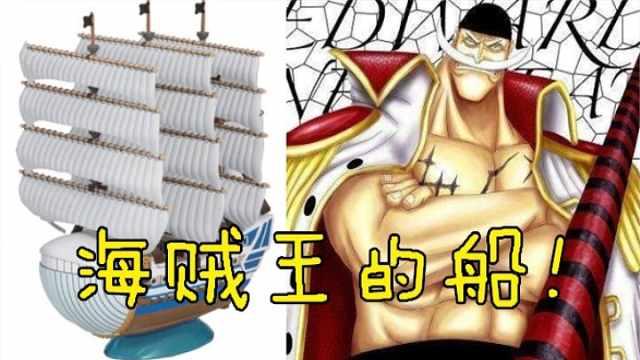 《海贼王》里最大的船是谁的?