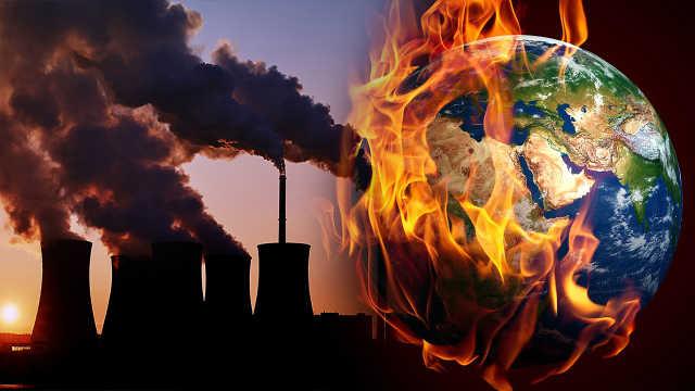 全球变暖,南北极或将融化