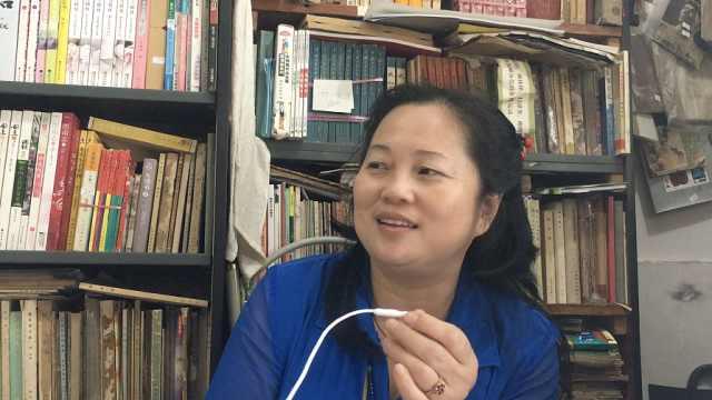 旧书店老板佛系卖书:崔永元也来过