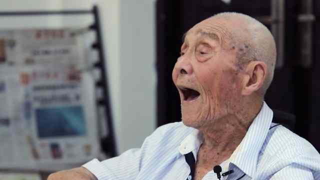95岁黄埔老兵的晚年生活,令人羡慕