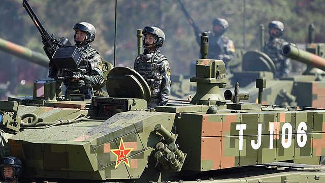 40年改革 中国军队变化有多大?