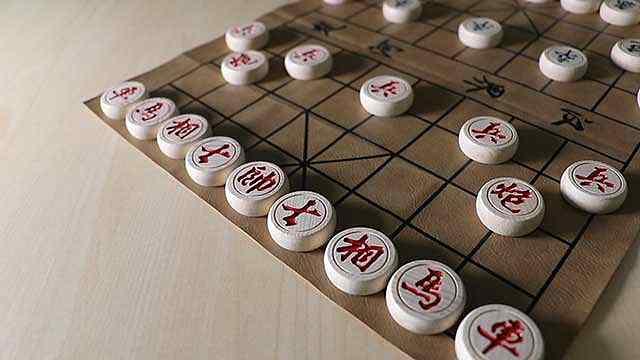 中国象棋:方寸之间 金戈铁马