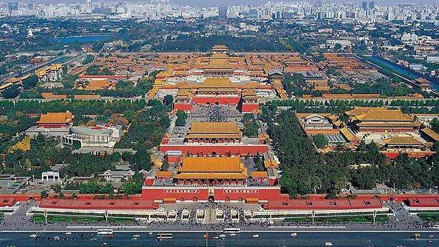 北京中轴线:一条线,一座城
