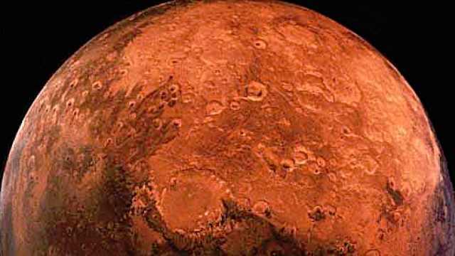 如果移居到火星,以后只能吃素食?