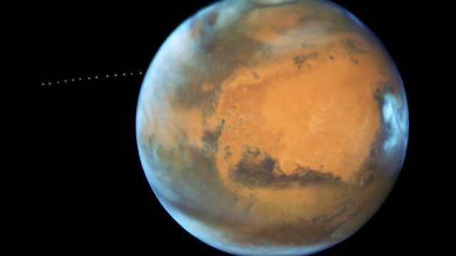 关于火星,有一个事实你可能不知道