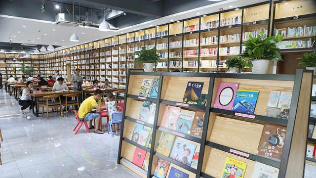 永康市首家自助图书馆试运行