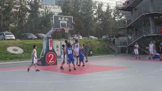 分局奋斗杯篮球赛拉开大幕