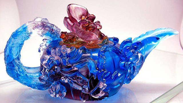 琉璃:流淌千年的浴火艺术