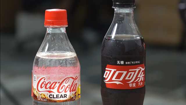 实测日本网红透明饮料,似纯净水般