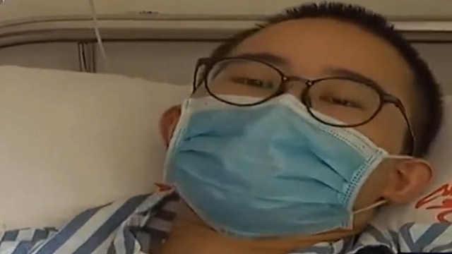 他患白血病,化疗期间考上中国美院