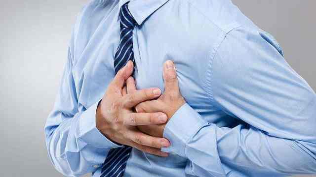 心绞痛怎么办?教您一个小方法