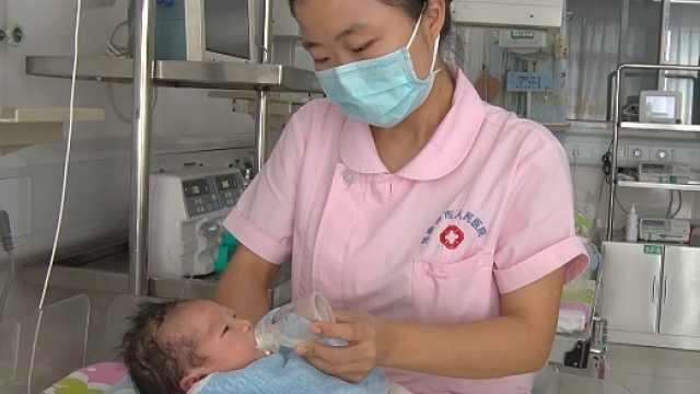 新生女婴被遗弃路边,好心市民报警