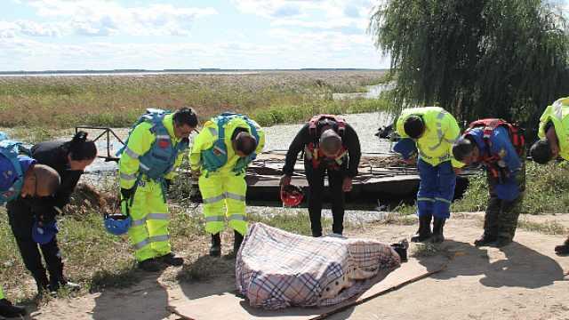 强风浪致渔民落水,次日遗体被打捞
