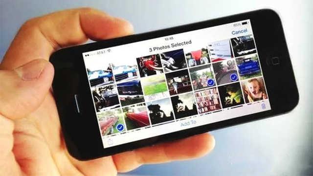 手机删除掉的照片,真的就消失了?