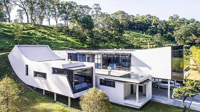 我的房子没有屋顶