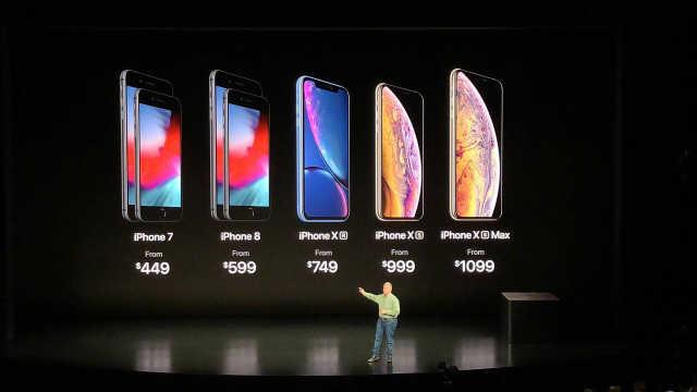 3分钟带你了解苹果秋季新品发布会