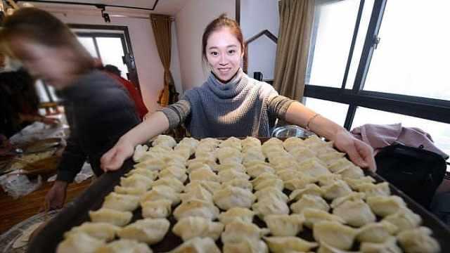 冬至为什么要吃饺子?