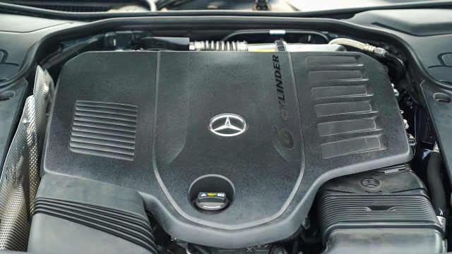 現款奔馳S500再也不能滿足你的V8夢
