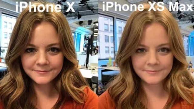 iPhone XS自拍太假遭老外吐槽