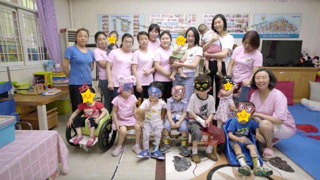 ONE NIGHT 给小孩 公益探访北京站