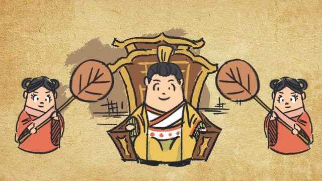 皇帝爱玩木头,鲁班转世成昏君?