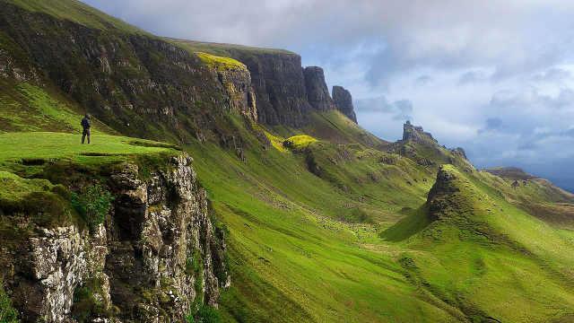 欧洲最偏岛屿,却有人居住了4000年