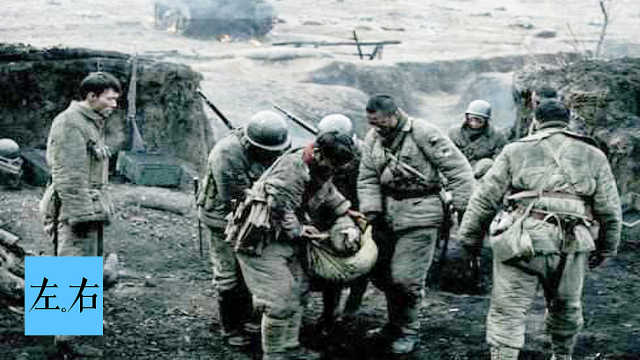 铁道兵双腿炸断靠手爬300米设响墩
