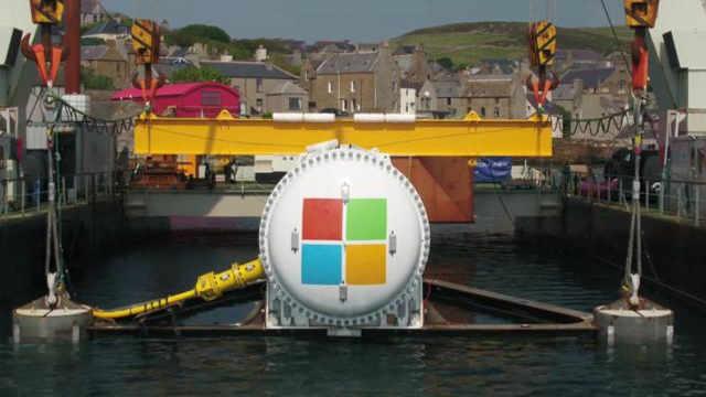 微软把数据中心沉入海底到底想干嘛