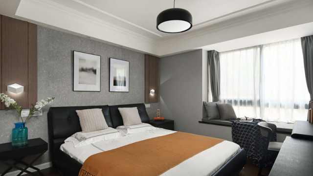 资深设计师教你装修小户型卧室!