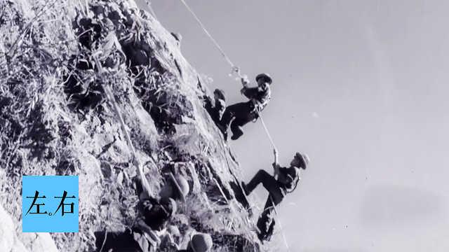 悬崖上建营房,空中铁路背后的故事