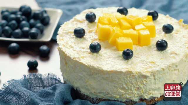 不用烤箱的蛋糕,香甜美味又简单!