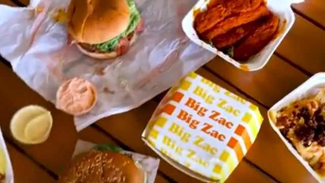想吃又怕胖?素食快餐解决这个问题