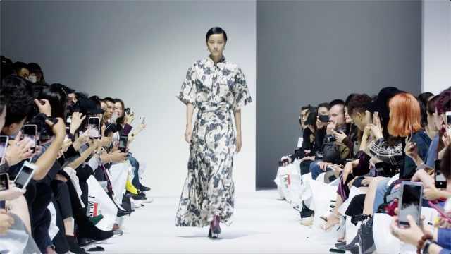本季上海时装周最值得安利的一场秀