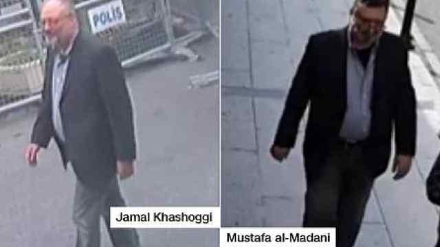 沙特记者遇害后,其替身现身土耳其