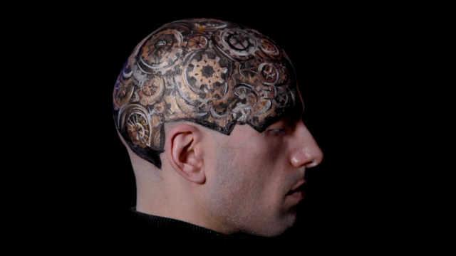 心理艺术:抑郁症患者的颅内世界