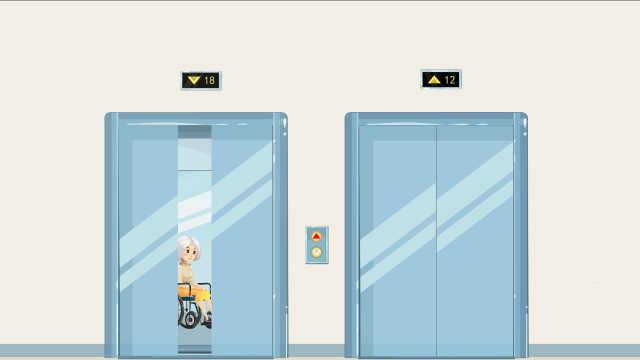 为什么电梯里要放镜子