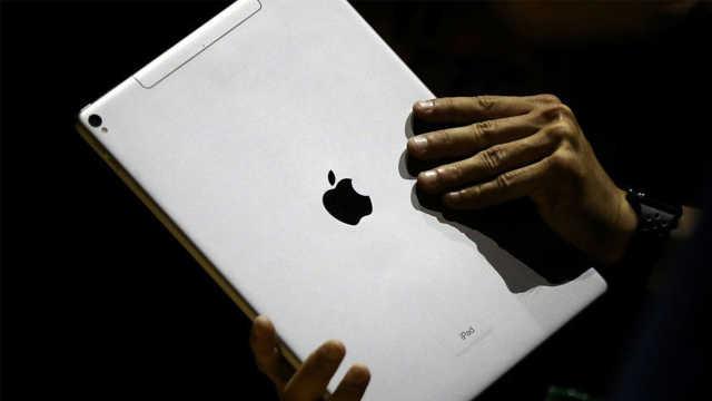苹果官方自曝新款iPad Pro外观