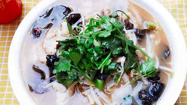 犸上做菜丨地锅烩酸汤