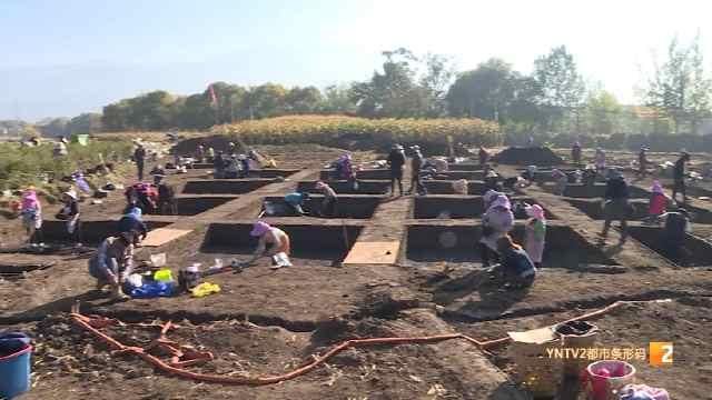 剑川海门口遗址第六次考古发掘