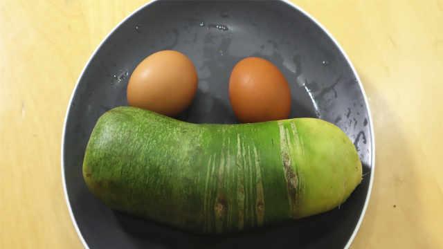 教你萝卜百吃不厌的做法,真好吃!