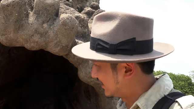 老挝佛像公园里面却隐藏着神秘雕塑